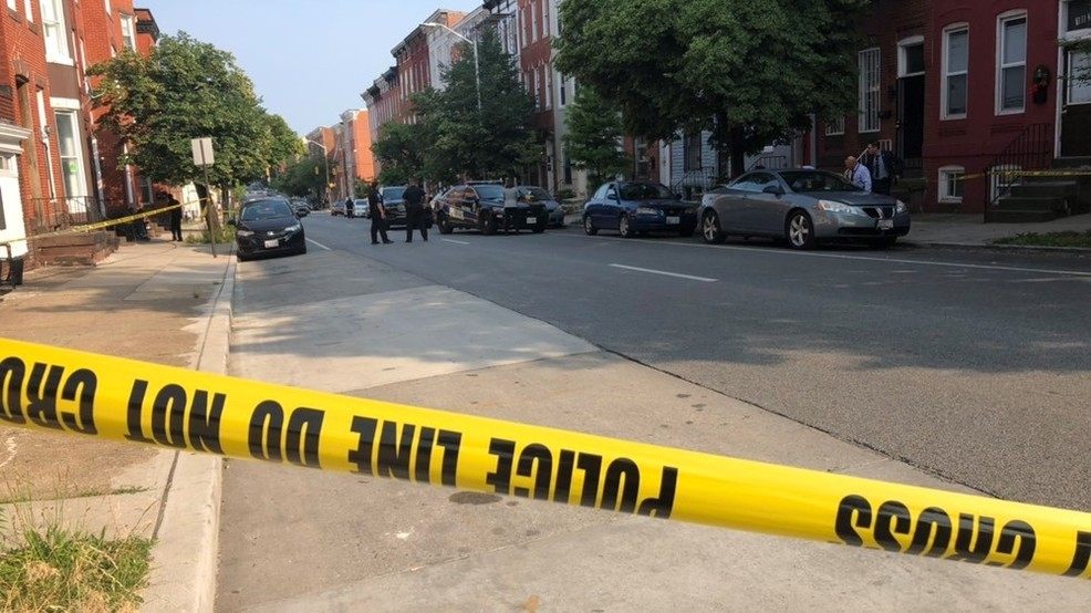 6 Shot 1 Stabbed To Death In Baltimore Saturday Wbff