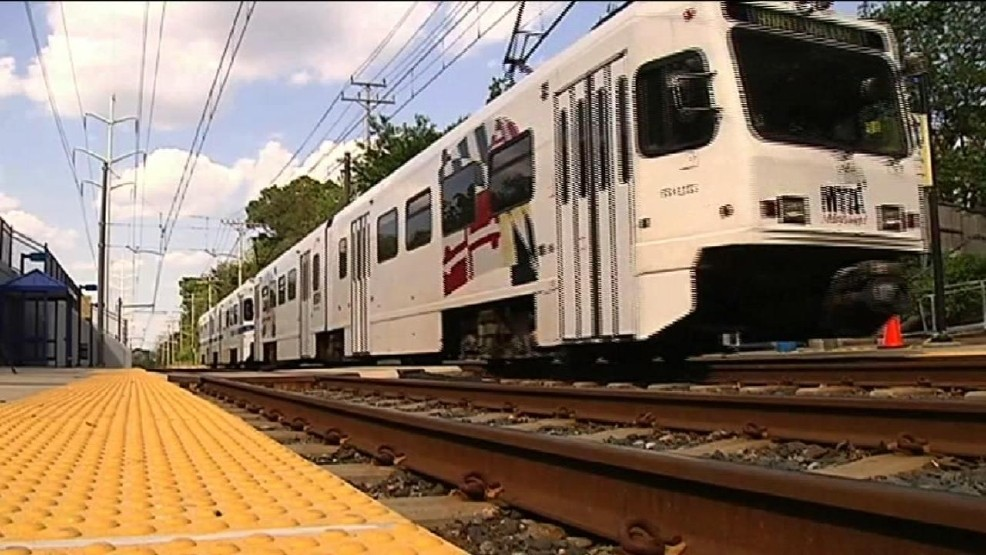 Downtown Baltimore light rail stations to close Friday night