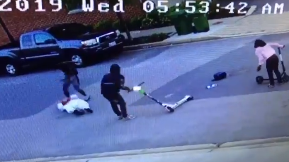 Teen arrested in brutal attack on BPD employee | WBFF