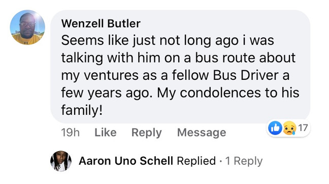 Baltimore Voices Sorrow Frustration After Murder Of Bus Driver Wbff Hide show transportation department (1 credit). baltimore voices sorrow frustration
