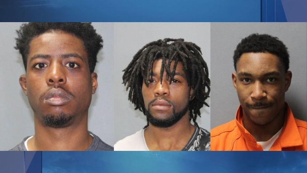 Three men face charges in up to 93 break-ins in Howard County | WBFF