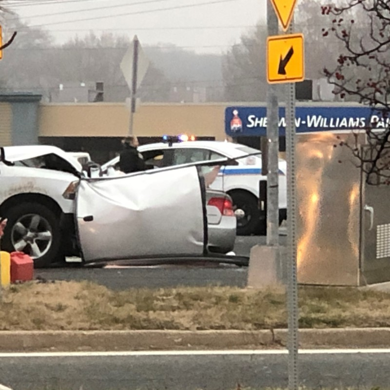 1 Person Seriously Injured In Early Morning Dundalk Crash Wbff