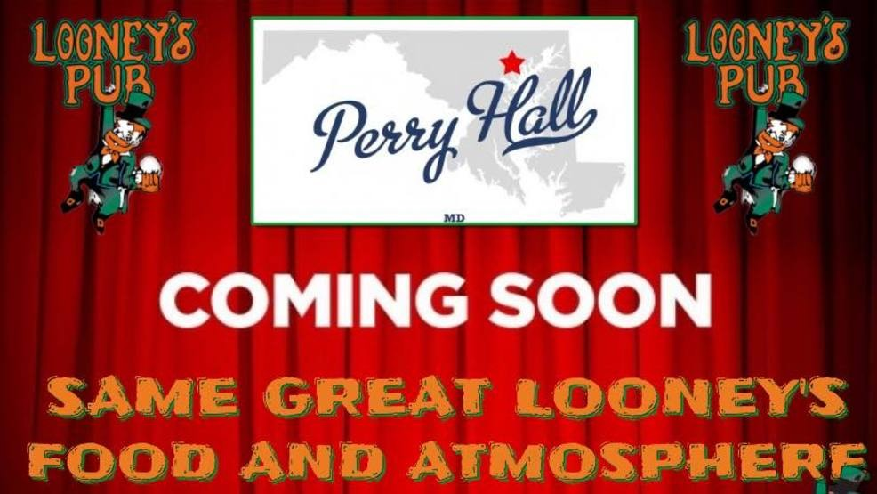 Looney's Pub to open in Perry Hall   WBFF