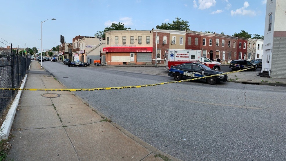 3 SHOT IN 4 HOURS | Man killed in East Baltimore | WBFF