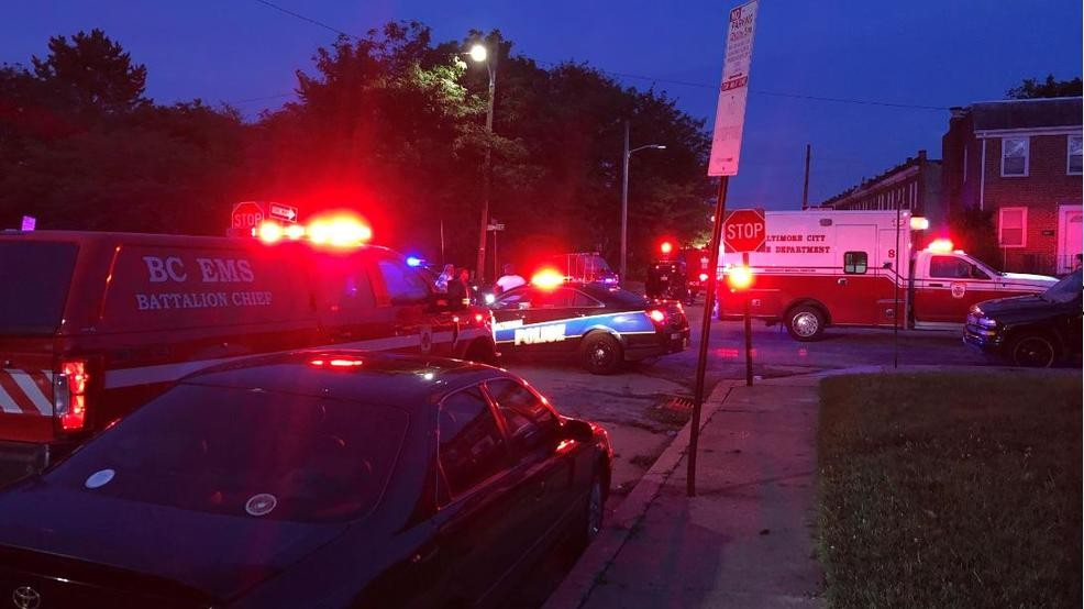 Two killed in NW Baltimore double shooting | WBFF