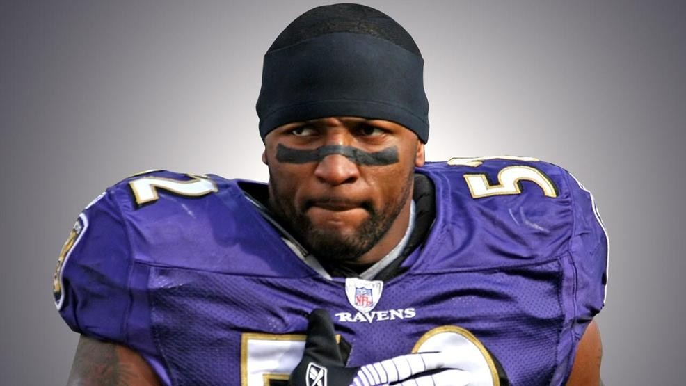 e3966122f7884c Ray Lewis inducted into the Pro Football Hall of Fame | WBFF