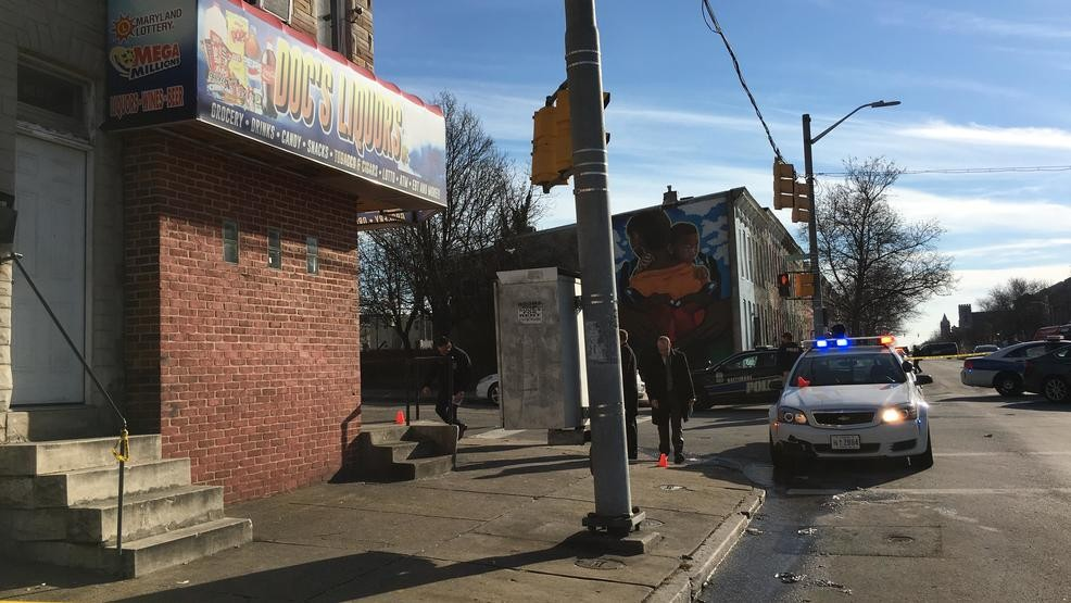 25 Year Old Shot And Killed In West Baltimore Wbff
