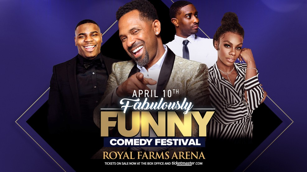 Best Comedy Series 2020.Mike Epps Brings The Fabulously Funny Comedy Festival To