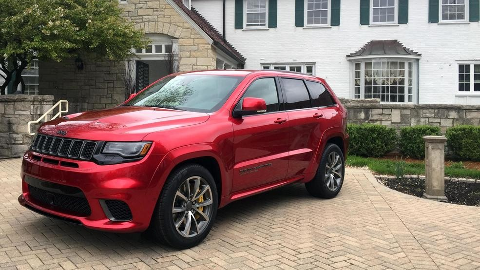 5 things to know about the 2018 Jeep Grand Cherokee Trackhawk | WBFF