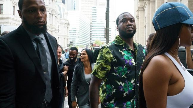 Meek Mill pleads guilty, won't serve more time in prison | WBFF