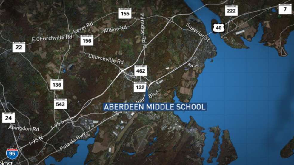 Aberdeen Middle on 'modified lockdown' after threat made on social