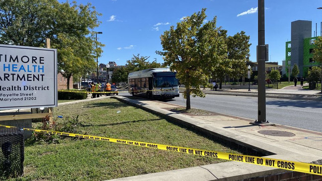 Bus Driver Dies After Being Shot By A Passenger On Baltimore S Fayette Street Wbff Mlb''s fenway park readies for early voting. bus driver dies after being shot by a