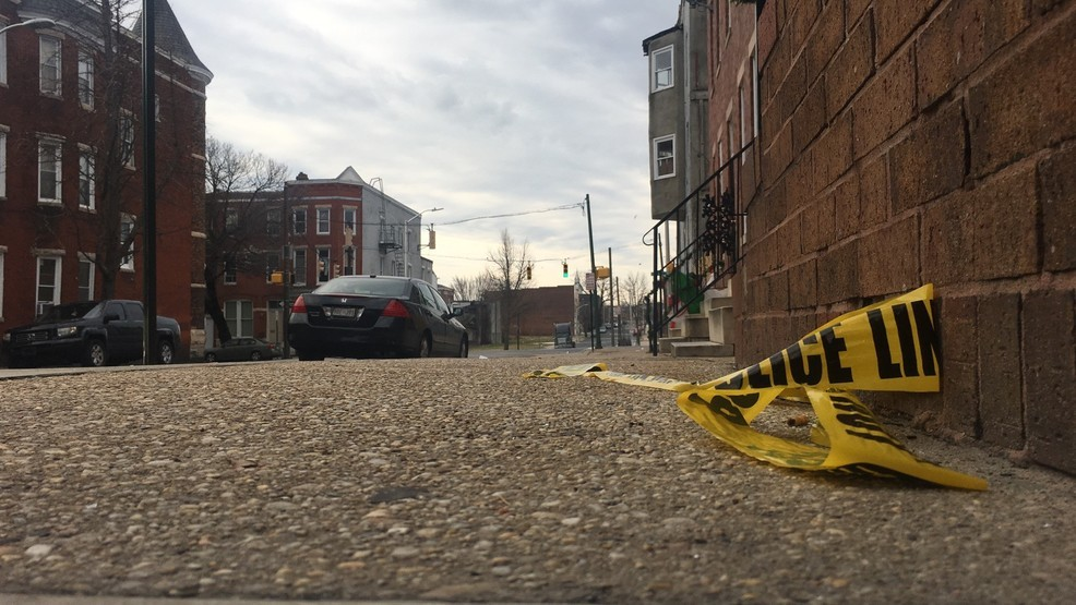 18 Year Old Killed In West Baltimore Wbff