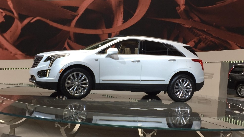 cadillac compact crossover coming in 2018 news weather sports breaking news wbff. Black Bedroom Furniture Sets. Home Design Ideas