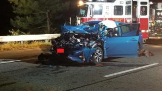 Two killed, one injured in multi-car crash in Northern