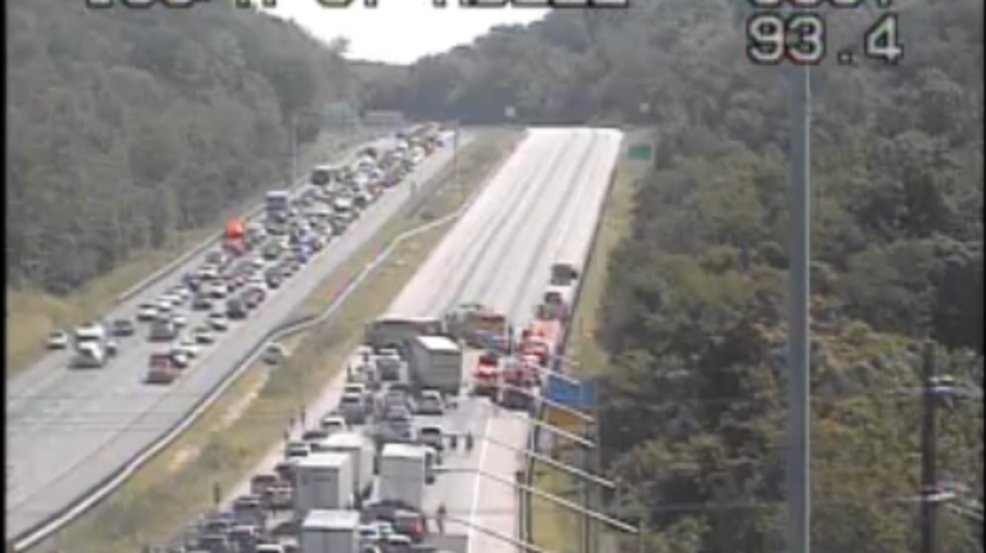 Fatal crash reported on I-95 in Cecil County | WBFF
